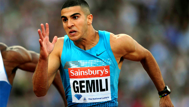 Adam Gemili  World Championships