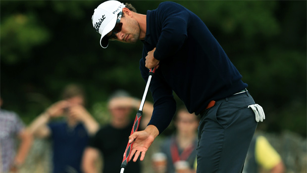 Adam Scott The Barclays