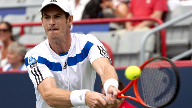 Andy Murray disappointing play in Rogers Cup