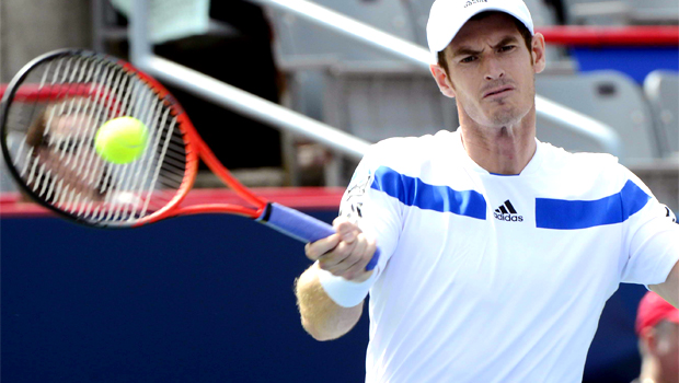 Andy Murray on Rogers Cup