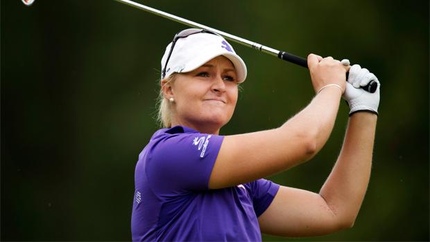 Anna Nordqvist Solheim Cup