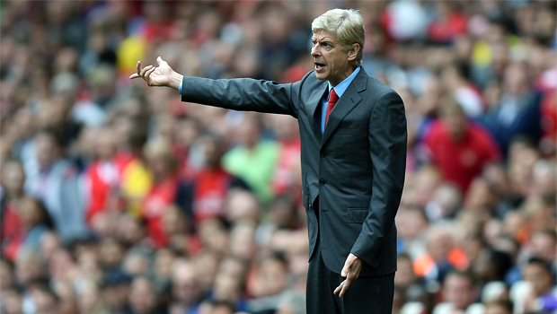Arsene Wenger apologised to Arsenal supporters