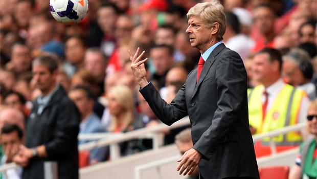 Arsene Wenger arsenal v fenerbahce