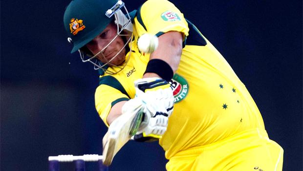 Australia Aaron Finch twenty20