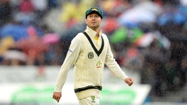 Australia captain Michael Clarke Ashes series