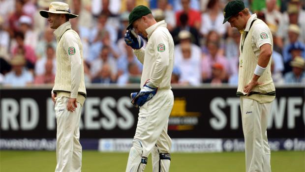 Australia captain Michael Clarke loss over england ashes