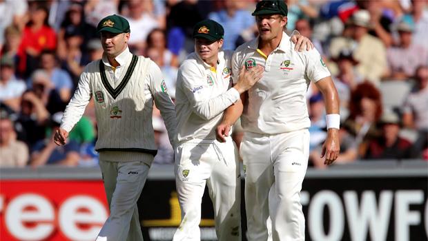 Australian captain Michael Clarke Ashes third test