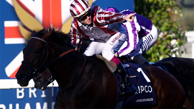 Cirrus Des Aigles third consecutive loss