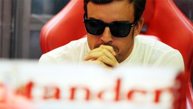 Ferrari Luca Di Montezemolo not regret reprimanding Fernando Alonso