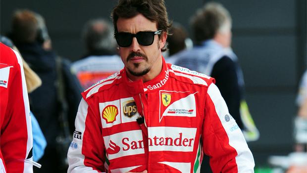 Ferrari driver Fernando Alonso reprimanded by team pres
