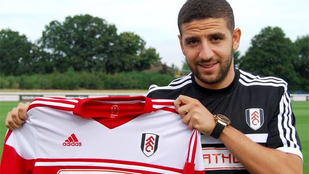 Fulham signing Adel Taarabt