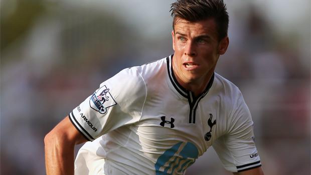 Gareth Bale Tottenham star