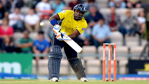 Hampshire Michael Carberry