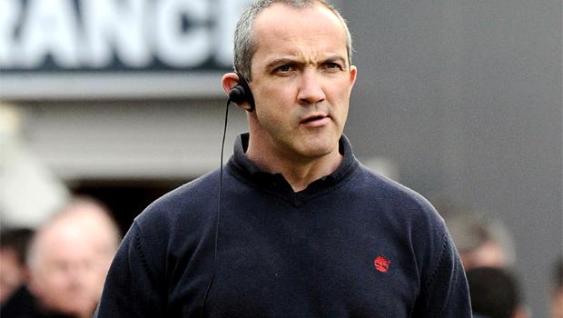 Harlequins boss Conor O'Shea