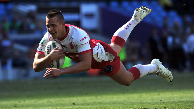 Hull Kingston Rovers Super League play-offs Greg Eden injury