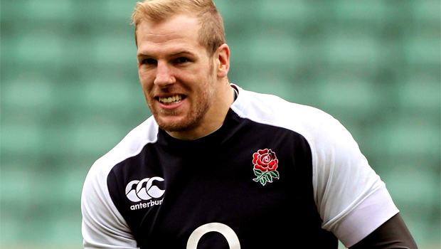 James Haskell rugby