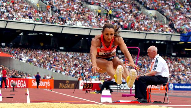 Jessica Ennis-Hill athletics