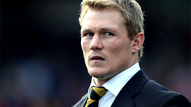 Josh Lewsey new head rugby for Wales