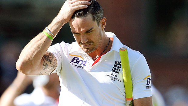 Kevin Pietersen England third Ashes Test