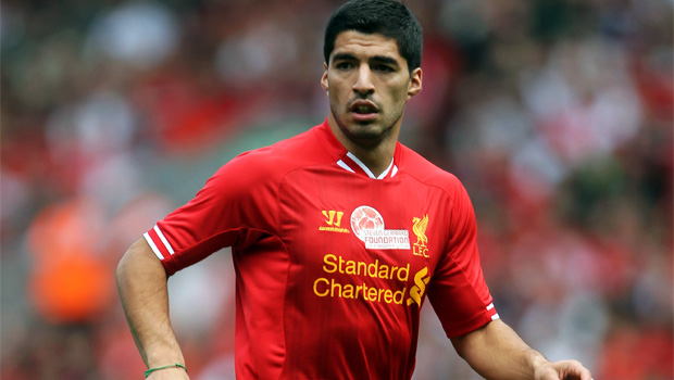 Liverpool advise Real Madrid for striker Luis Suarez transfer