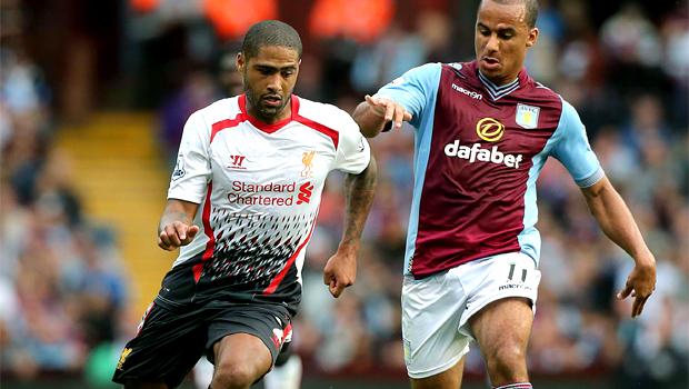 Liverpool v Aston Villa EPL