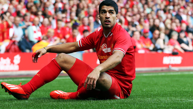 Luis Suarez urges Liverpool to let him leave