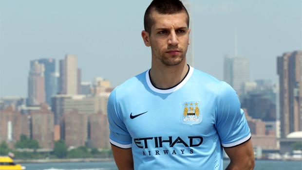 Manchester City defender Matija Nastasic