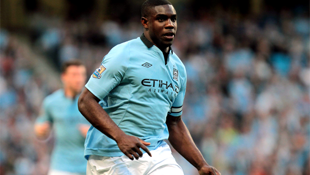 Manchester City full back Micah Richards happy with Manuel Pellegrini