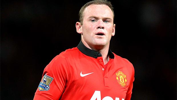 Manchester United Wayne Rooney epl 2013