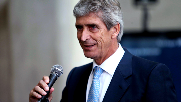 Manuel Pellegrini have best squad Manchester City