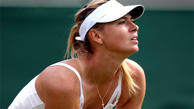 Maria Sharapova out us open 2013