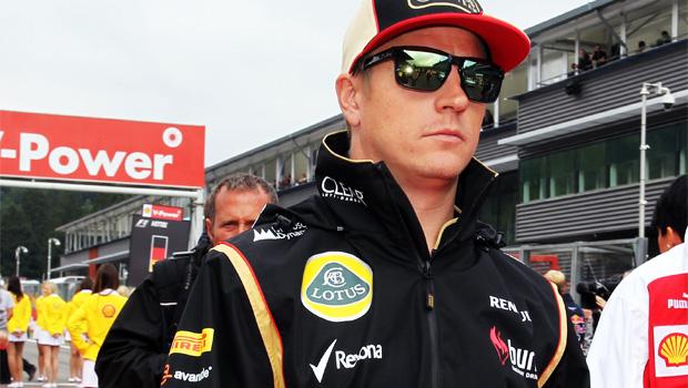 McLaren open to Kimi Raikkonen