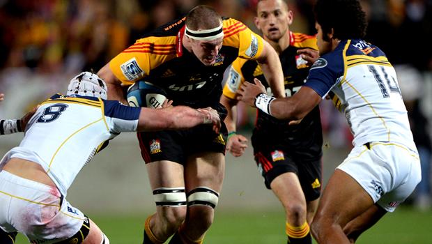 New Zealand' Chiefs v Australia Brumbies super league
