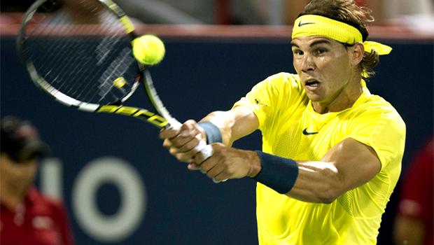 Rafael Nadal v Roger Federer in Cincinnati Masters