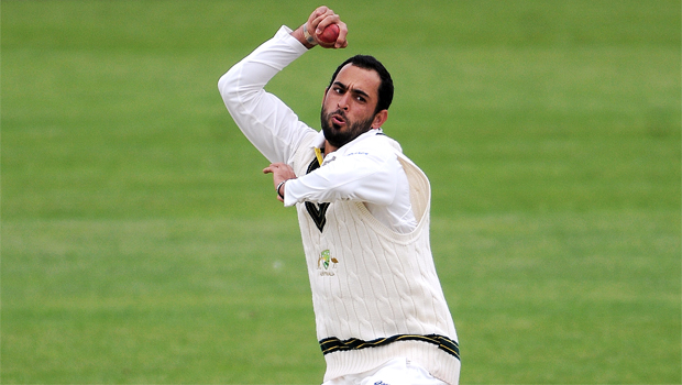Spinner Fawad Ahmed  Australia
