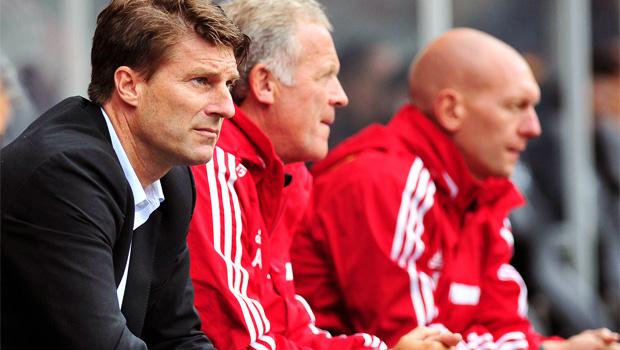 Swansea boss Michael Laudrup unhappy