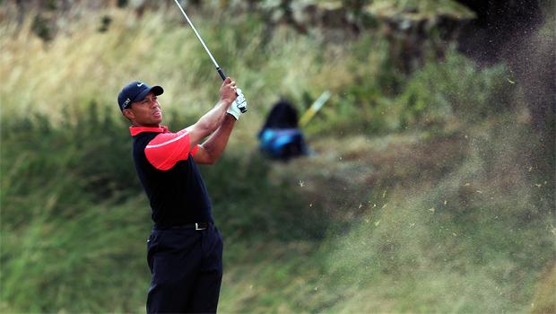 Tiger Woods eyes USPGA title