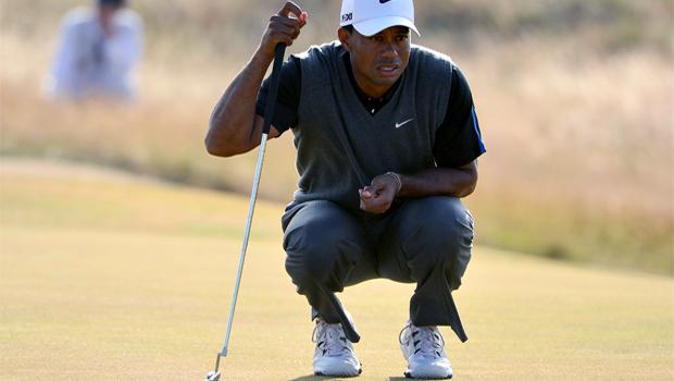 Tiger Woods feeling good shape USPGA Championship