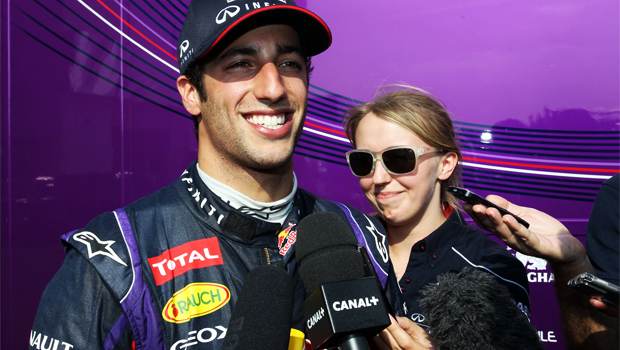 Toro Rosso Daniel Ricciardo chances to red bull