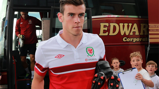 Tottenham Gareth Bale close to move real