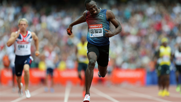 Usain Bolt ready 100m at World Championships