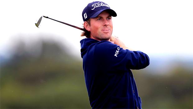 Webb Simpson golf
