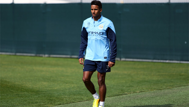 West Brom Scott Sinclair on loan from Manchester City