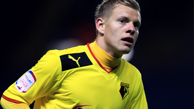 West Bromich Albion Matej Vydra signed