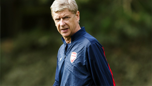 arsene wenger optimistic on new signing arsenal