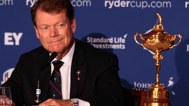 American Ryder Cup Tom Watson