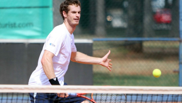 Andy Murray Great Britain Davis Cup