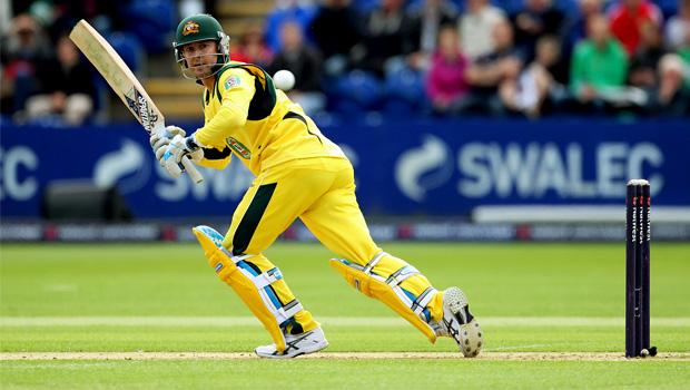 Australia Michael Clarke ODI