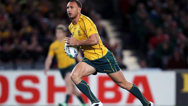 Australia Quade Cooper Rugby Championship