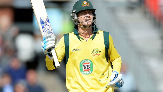 Australia captain Michael Clarke ODI series